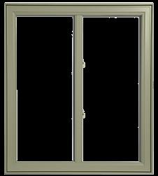 Fenêtre Milléna coulissante fabriqué en aluminium et pvc