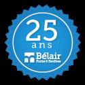Logo garantie 25 ans
