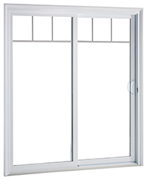 Porte Patio PVC Modele